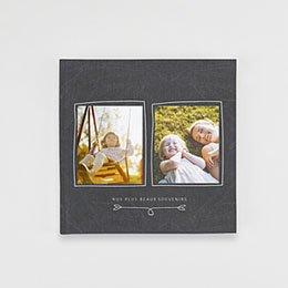 Livre-Photo Carré 20 x 20 - Famille Ardoise - 1