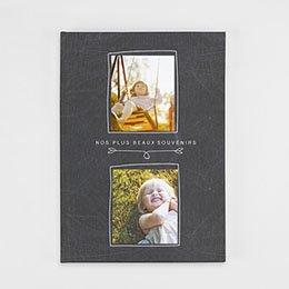 Livre-Photo A4 Portrait - Famille Ardoise - 1