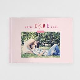 Livre Photo - Saint Valentin - 1