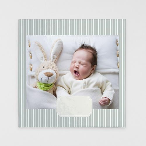 Livre-Photo Carré 30 x 30 - Un monde bleu 35904
