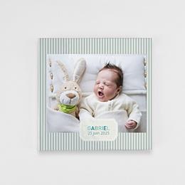 Livre-Photo Carré 20 x 20 - Un monde bleu - 1
