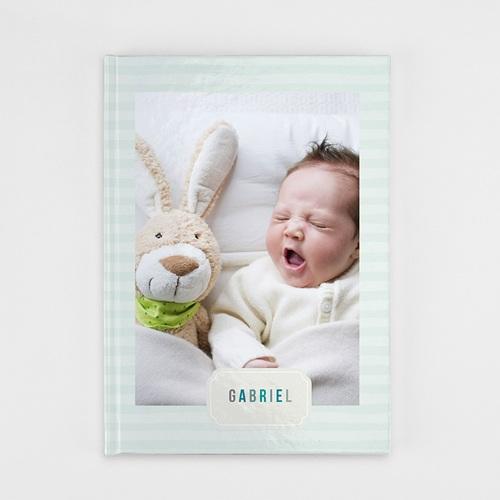 Livre-Photo A4 Portrait - Un monde bleu 35906