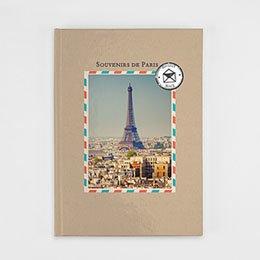Livre-Photo A4 Portrait - Carnet de voyage - 1