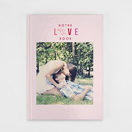 Livre-Photo A4 Portrait - Saint Valentin - 1