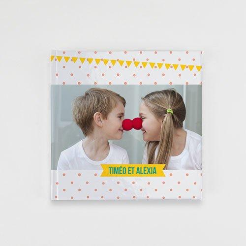 Livre-Photo Carré 20 x 20 - Une histoire de famille 36508