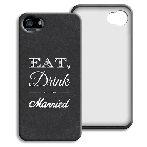 Accessoire tendance Iphone 5/5s  - Be Married 40415