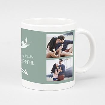 Mugs Personnalisés  - Mug à message - 0