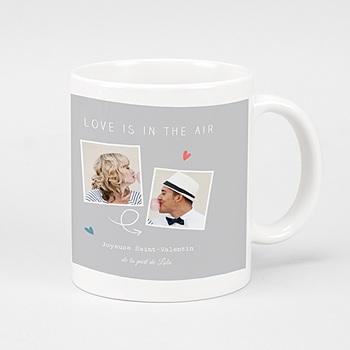 Mugs Personnalisés  - Histoire d'amour - 0