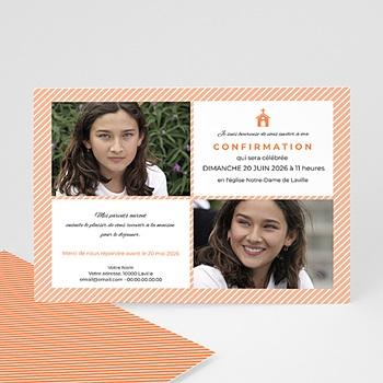 Invitation Confirmation  - Temps sacré - 0