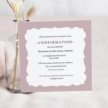 Invitation Confirmation  - Elegance - 0