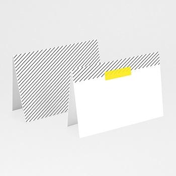 Marque Place Mariage Personnalisés - Fluo - 0