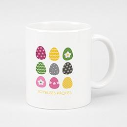 Mug Personnalisé - Oeuf party - 0
