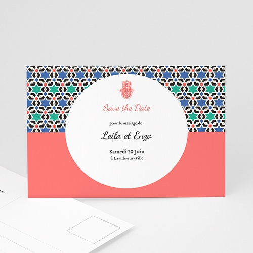 Save-The-Date - Oriental Style 42168