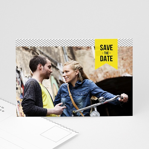Save-The-Date - Fluo 42508