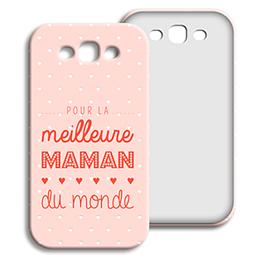 Coque Samsung Galaxy S3 - Photos maman - 0