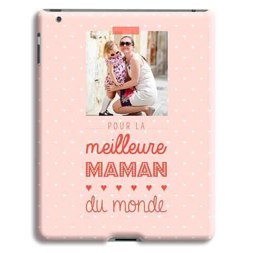 Coque iPad 2 - Photos maman 42866