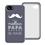 Coque Iphone 4/4s personnalisé - Message Papa 42867 thumb