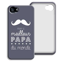 Accessoire tendance Iphone 5/5s  - Message Papa - 0