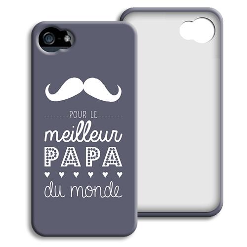 Accessoire tendance Iphone 5/5s  - Message Papa 42868