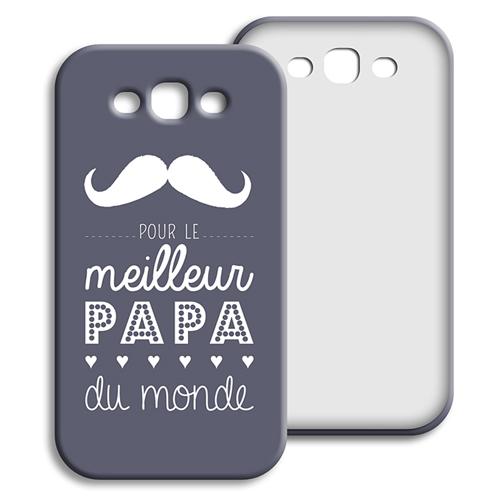 Coque Samsung Galaxy S3 - Message Papa 42869