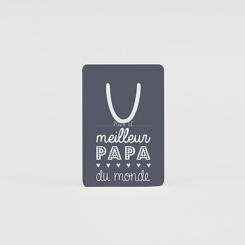 Marque-page - Papa Lecteur 42875