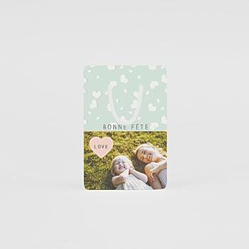 Marque-page - Mon coeur de Maman - 0