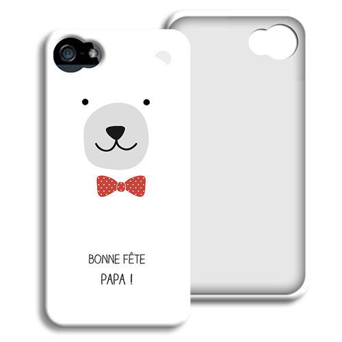 Accessoire tendance Iphone 5/5s  - Papa Ours 42941