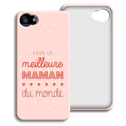 Accessoire tendance Iphone 5/5s  - Maman, la meilleure 42947