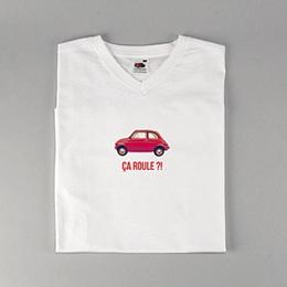 Tee-shirt homme - T-shirt circuit - 0