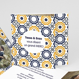 remerciement mariage personnalisez vos cartes - Carte Remerciement Mariage Pas Cher