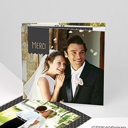 remerciements mariage personnaliss un air dorient 0 - Remerciement Mariage Photo