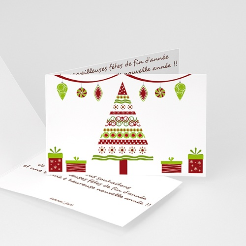 Carte de Voeux 2017 - Festivités de Noël 4418