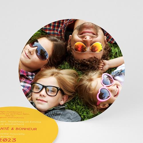 Carte de Voeux 2017 - Rondelette 44547