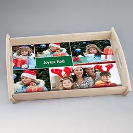 Plateaux personnalisés avec photos - Calendrier planning multi-photos - 0
