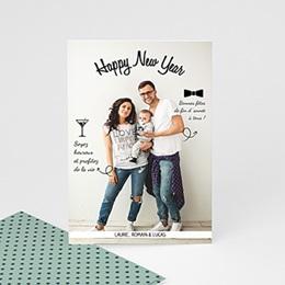 Carte de Voeux 2017 - Voeux de famille - 0