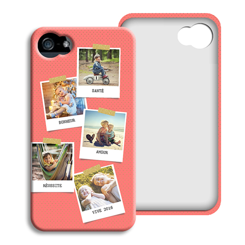 Coque iPhone 4/4S - Photos Noël 45055