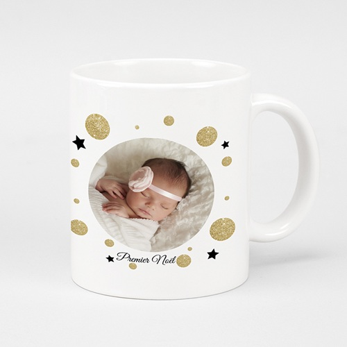 Mug Personnalisé - 1er Noel 45064