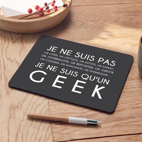 Tapis de souris personnalisé - Geek and Co 45079