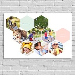 Poster personnalisé - Photoxagone Paysage - 0
