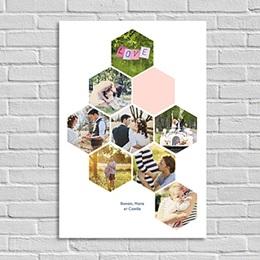 Poster personnalisé - Photoxagone Portrait - 0
