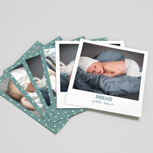 Magnet Photo - Hello Baby Boy 45273