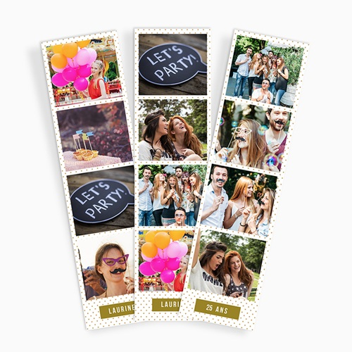 Magnet Photo - Fiesta boum boum 45388