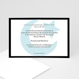 Remerciements Décès Musulman - Tadhakkara photo - remerciements deces musulman - 3