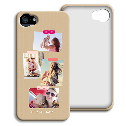 Accessoire tendance Iphone 5/5s  - Photos Love 45453