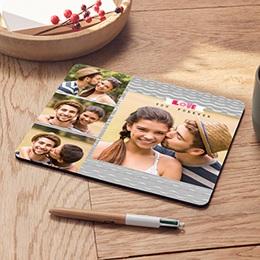 Tapis de souris personnalisé - Au gré de l'amour - 0