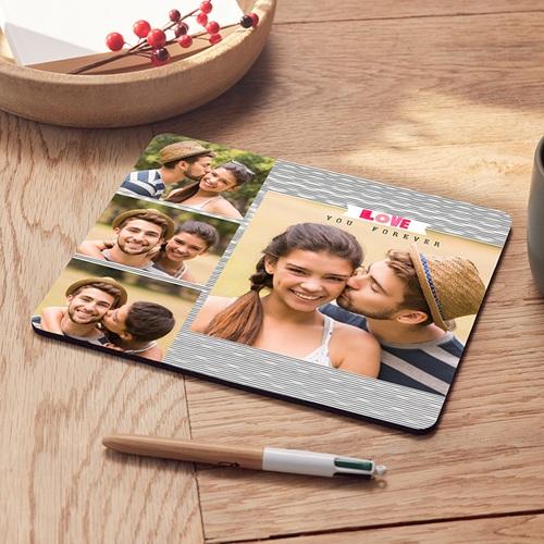 Tapis de souris personnalisé - Au gré de l'amour 45541