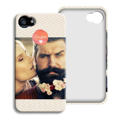 Coque iPhone 4/4S - Call My Valentine 45568