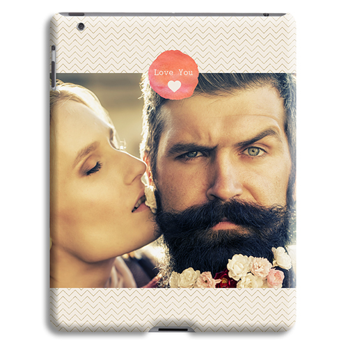 Coque iPad 2 - Call My Valentine 45586