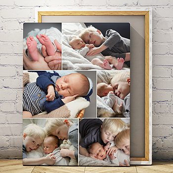 Toiles photos - Tableau Famille - 0