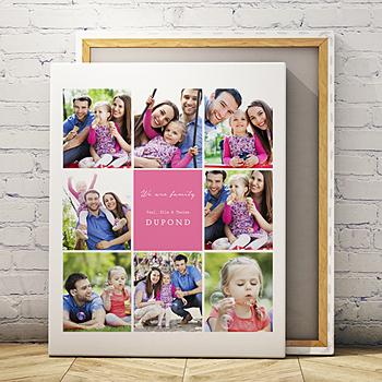 Toiles photos - Famille - 0